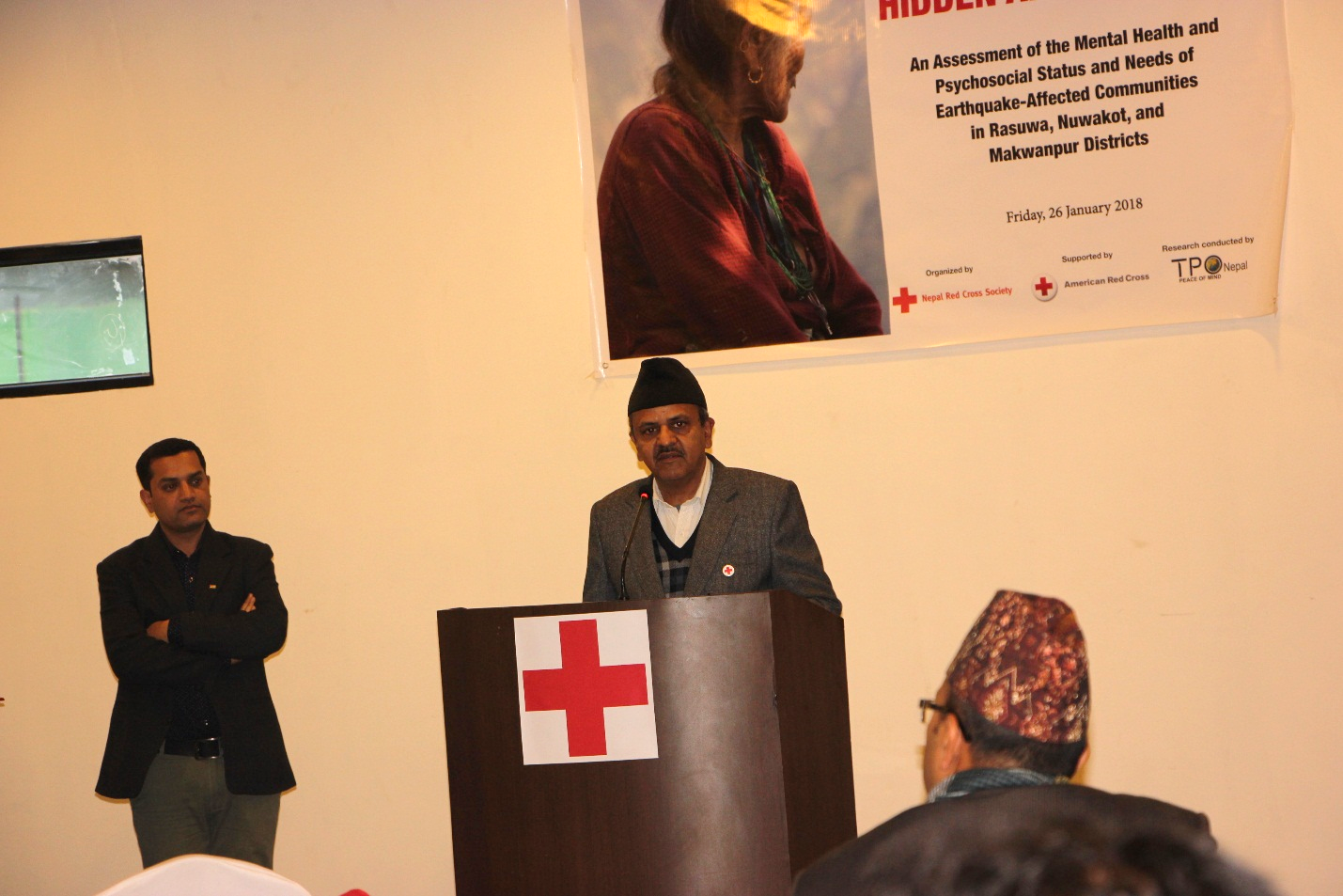 Research report dissemination event - TPO Nepal